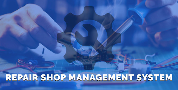 ReShape - Repair Shop Management System