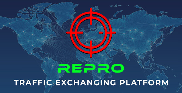 Repro - Traffic Exchanging Platform
