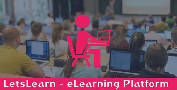 LetsLearn - Online Learning Platform