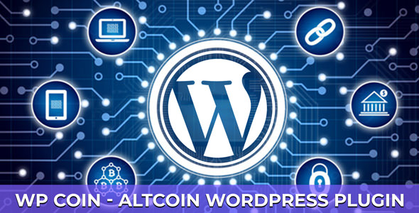 WPCOIN - Alternative Coin Wordpress Plugin