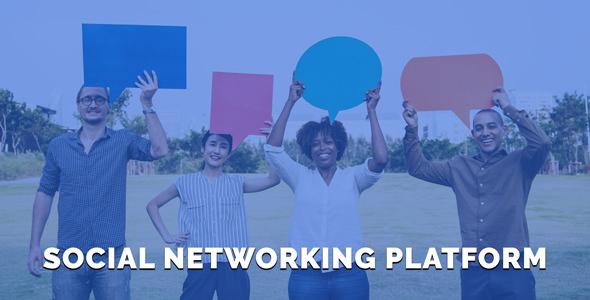 Socialon - Social Networking Platform