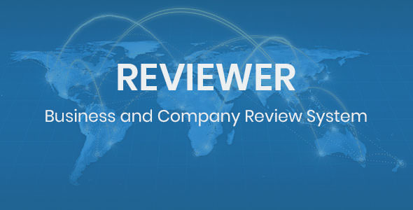 Reviewer - Business & Product Review System Listing