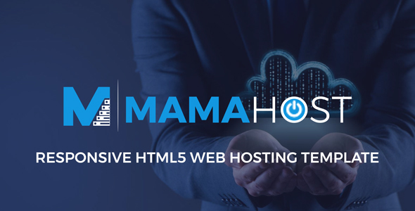 MaMaHosT - Modern WebHosting Business Responsive Template