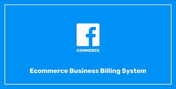 Fcommerce - Ecommerce Business Billing System