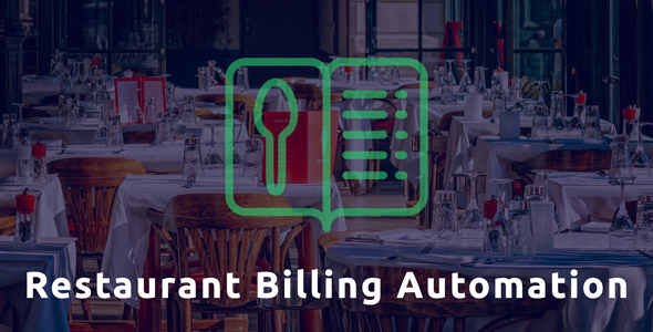 Restorm - Restaurant Billing Automation