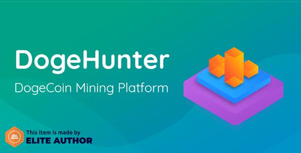 DogeHunter - Dogecoin Mining Platform