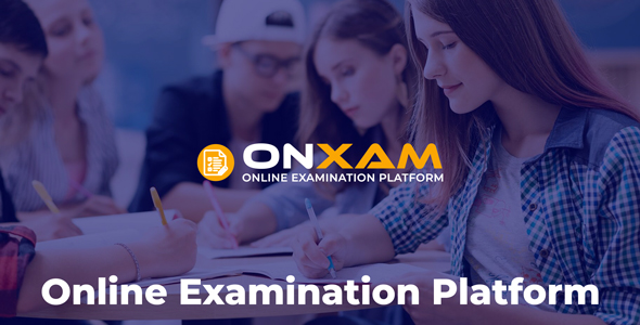 OnXam - Online Examination Platform