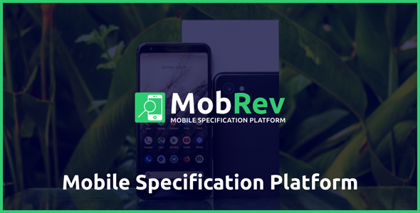 MobRev - Mobile Specification Platform