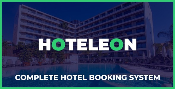 Hoteleon - Complete Hotel Booking System