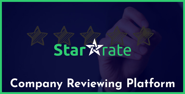 StarRate - Company Reviewing Platform